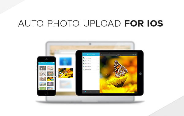 Backup Photos Securely by Switching on Photo Sync