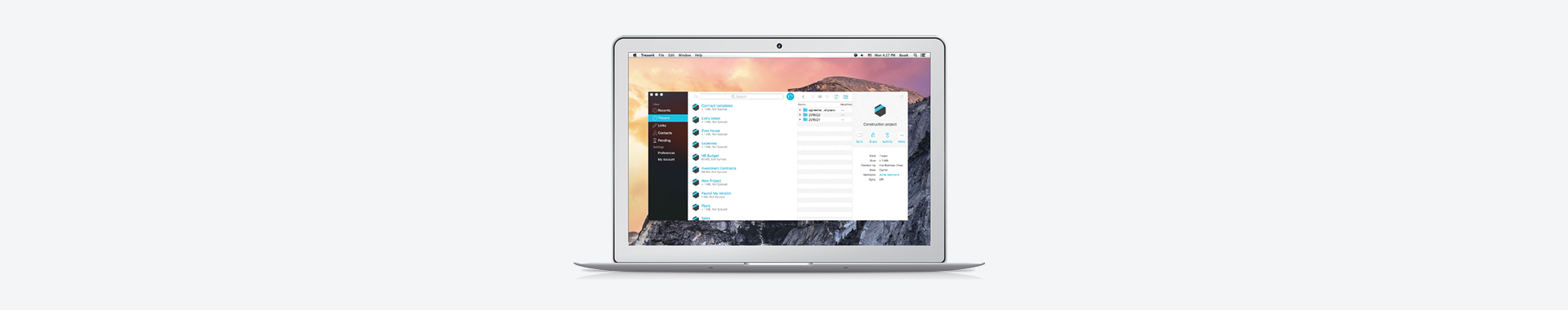 Here comes Tresorit 3.0, an easier way to securely sync and share files
