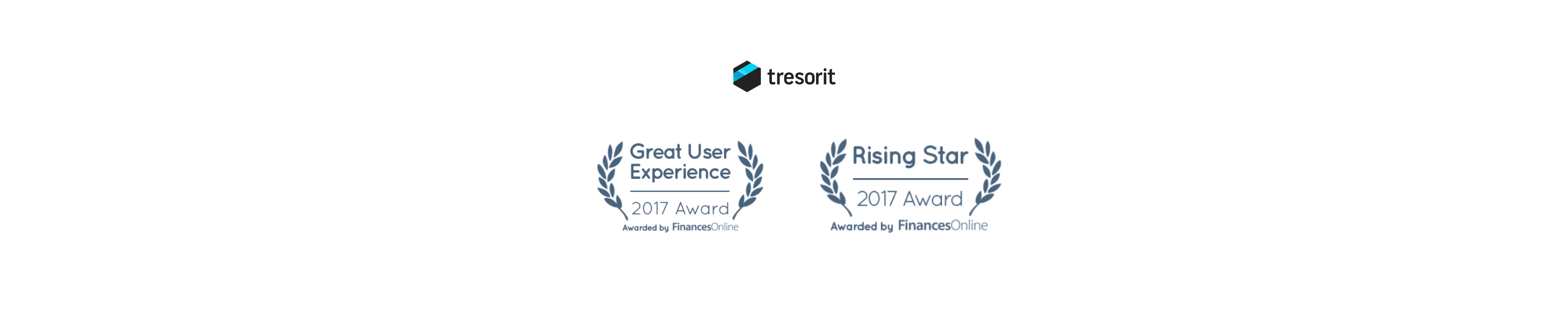 Tresorit receives Great User Experience and Rising Star awards from FinancesOnline