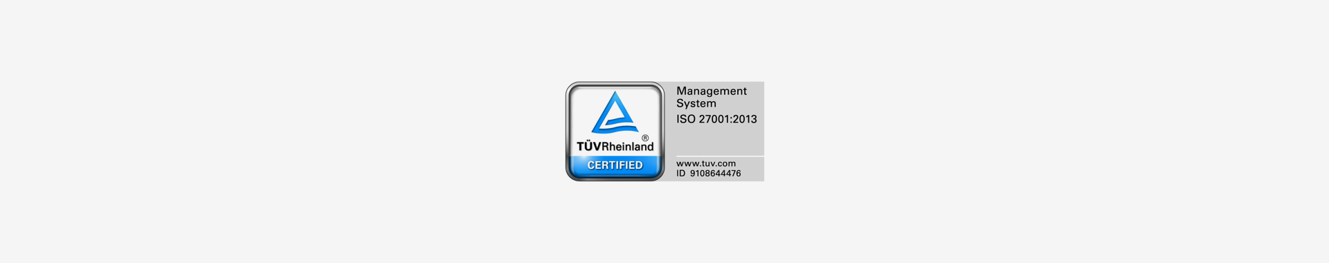 Tresorit receives ISO 27001 certification