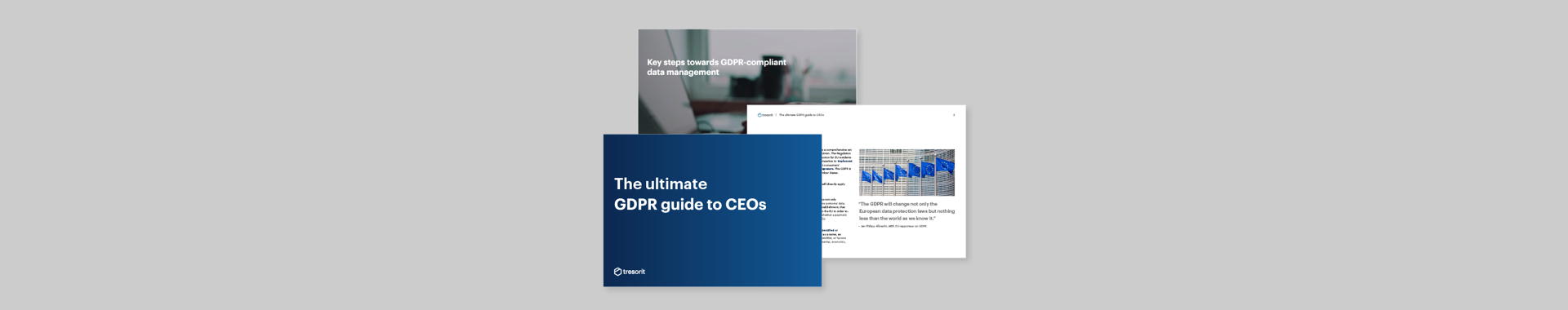 The ultimate GDPR guide to CEOs