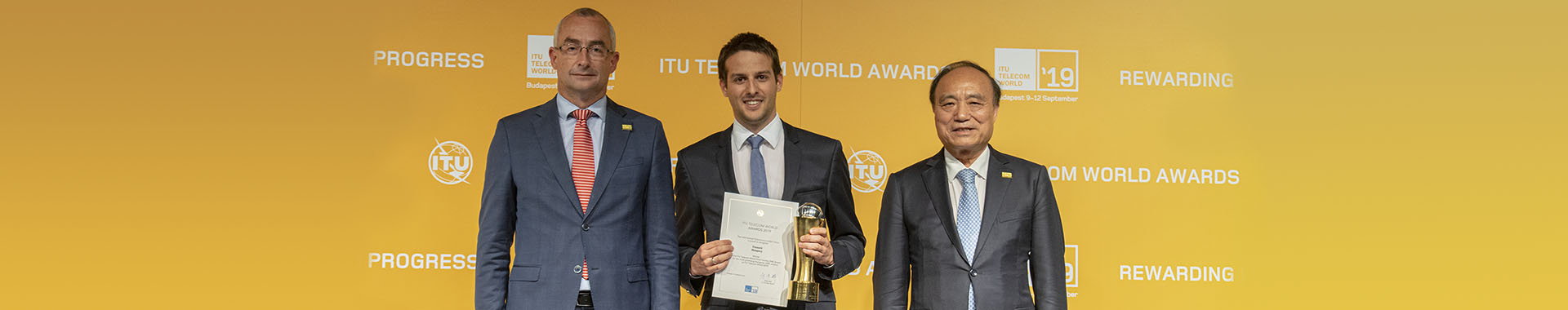 Tresorit wins ITU Telecom World Award