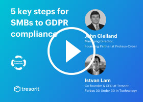 5 steps to GDPR compliance