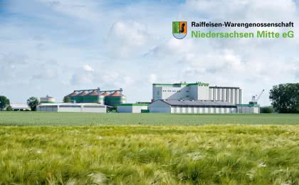 Raiffeisen Mitte eG agricultural cooperative
